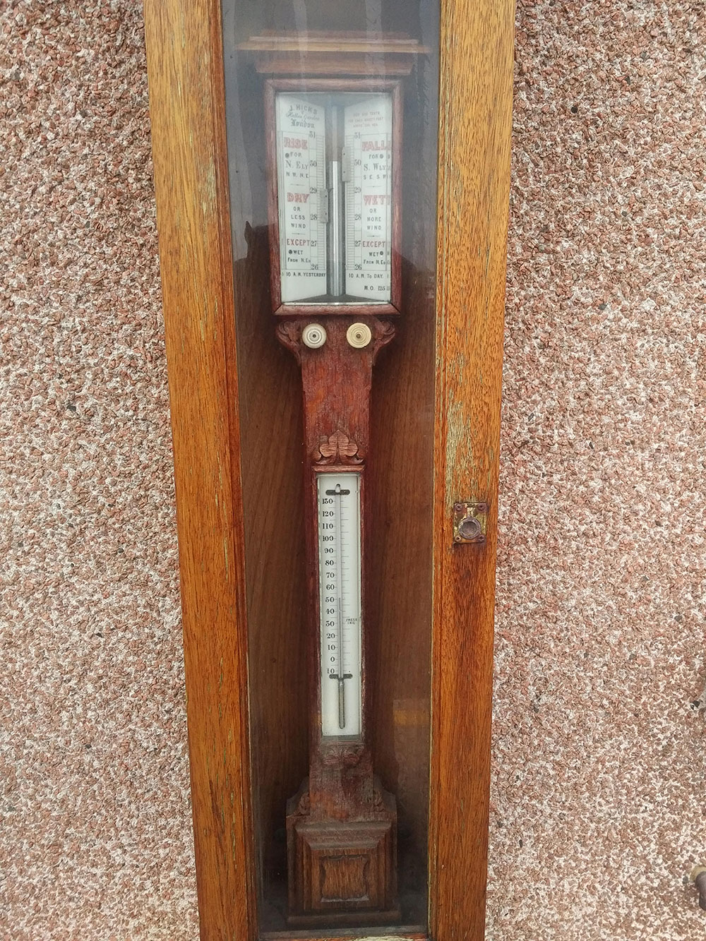 Orkney weather station