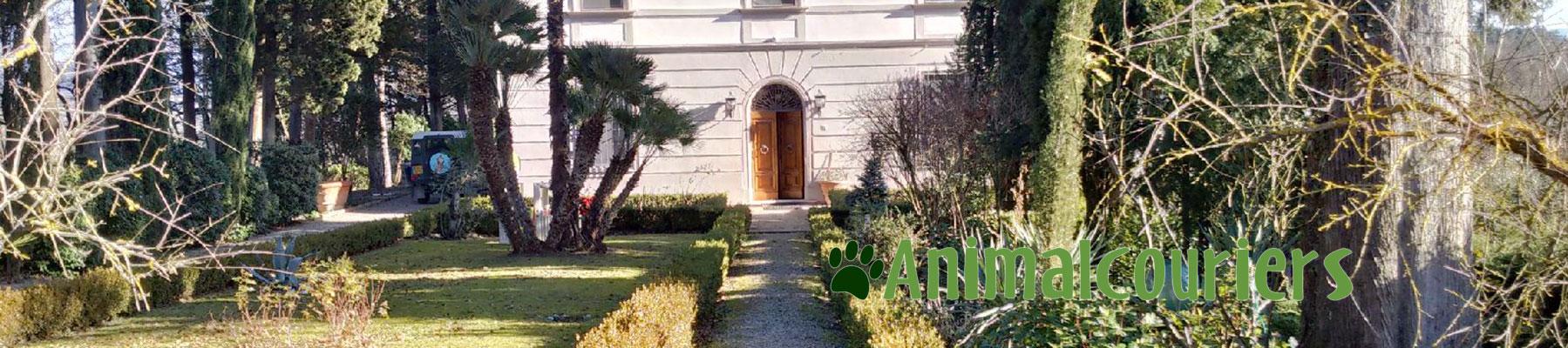 Villa in Sienna