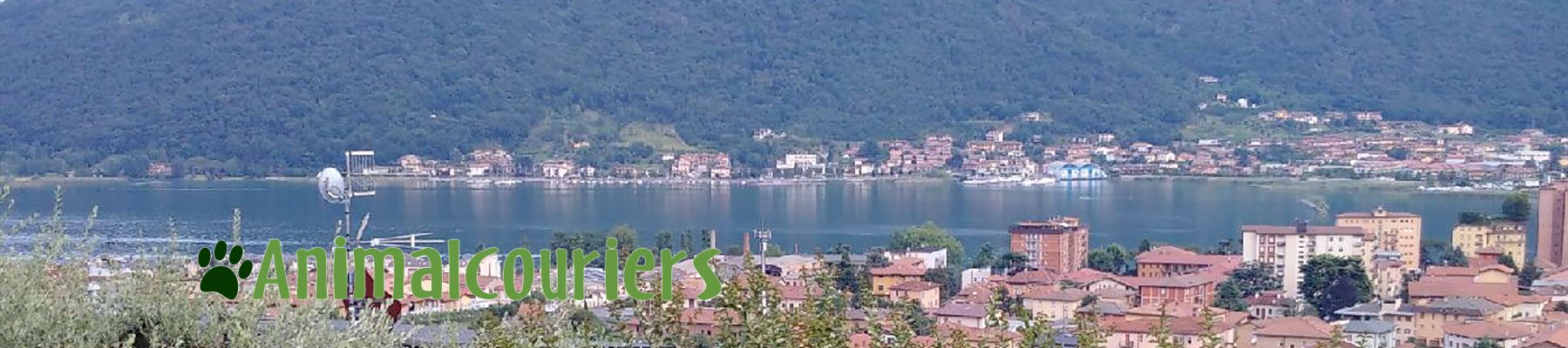 view of Italian lake