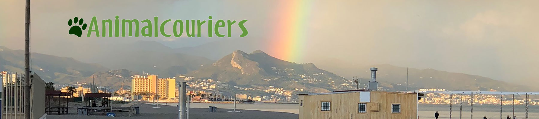 Rainbow in Spain
