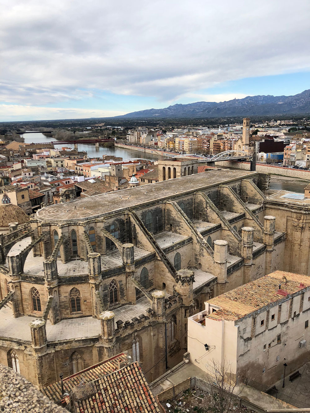 Tortosa's stunning cathedral