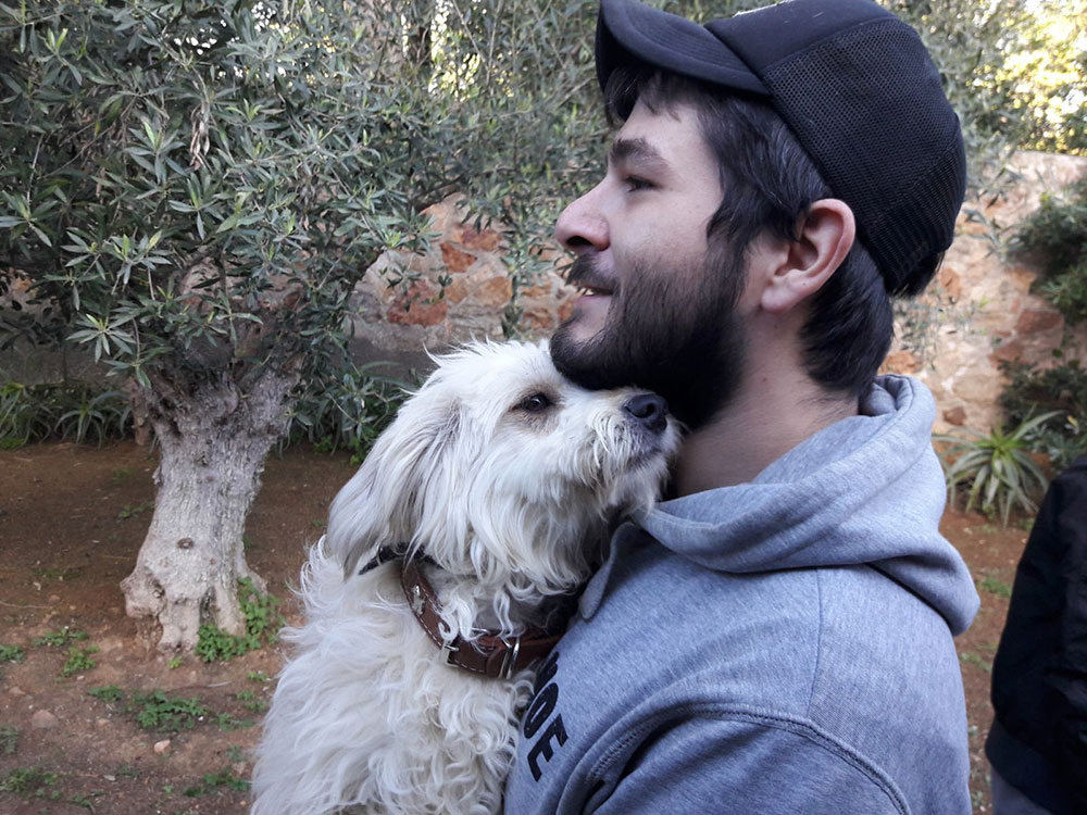 dogs relocating from Greece — Sweet Bizoux