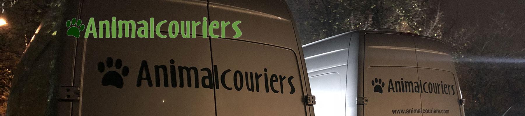 animalcouriers vans