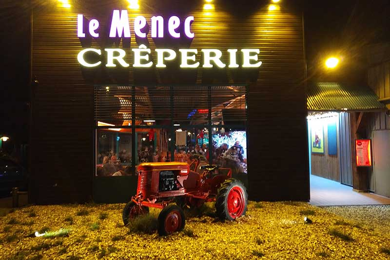 Is this restaurant in Rambouillet a farmers' favourite?
