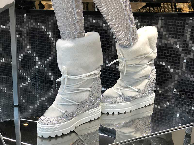 These look cosy for après ski