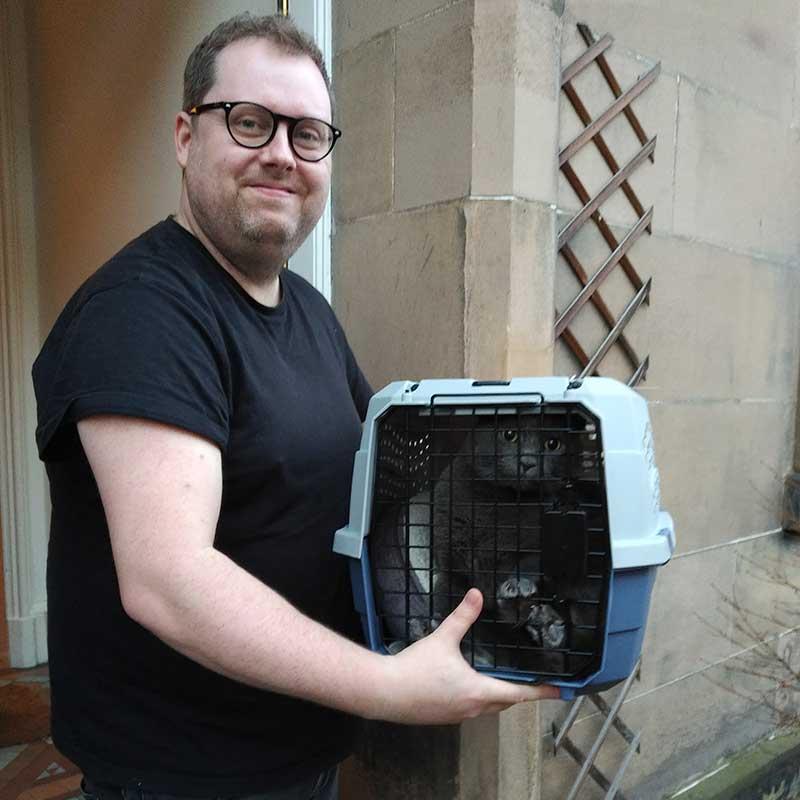 Matt delighted to welcome Bozwick to Edinburgh