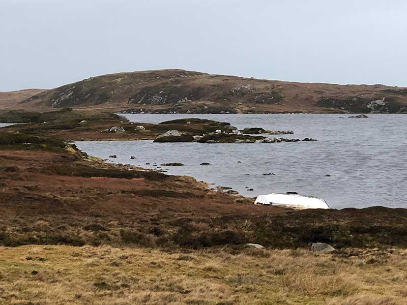 Wonderful views across Lewis