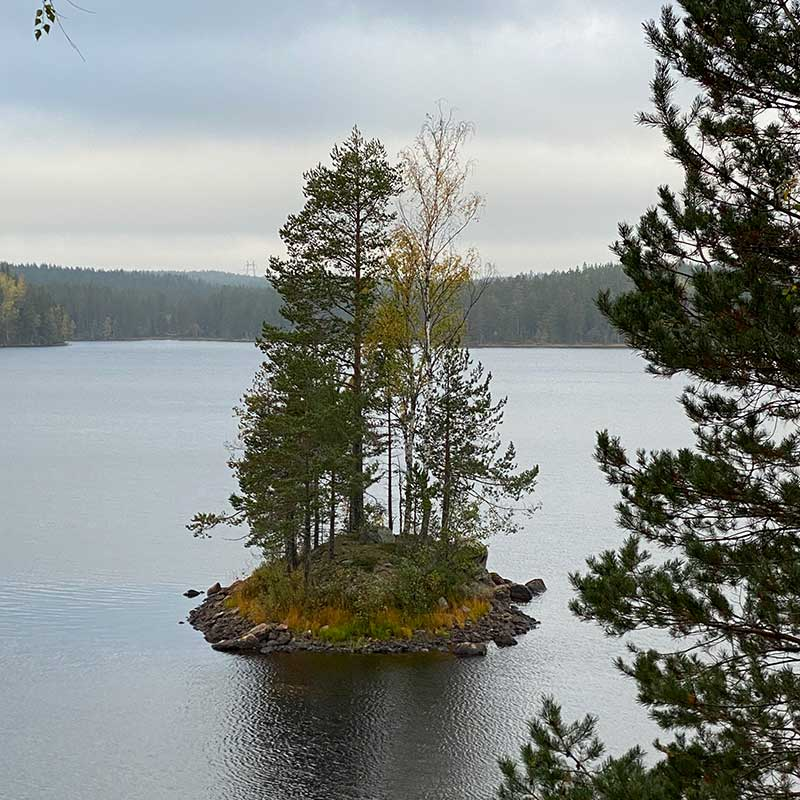 Germany and the Nordics : We enjoyed fantastic scenery as we travelled through Sweden