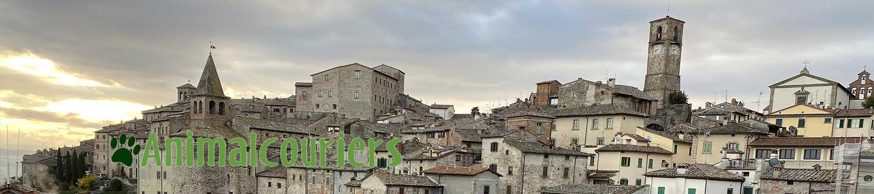 Italian rooftops